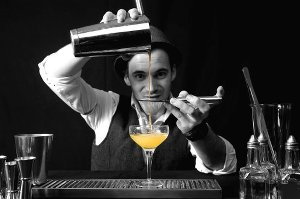 barman mixology