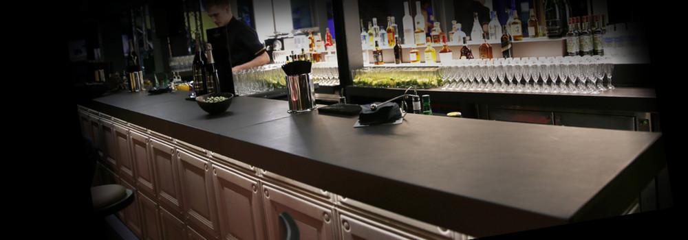 Bar à cocktails événementiel complet