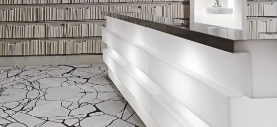 bar lumineux design