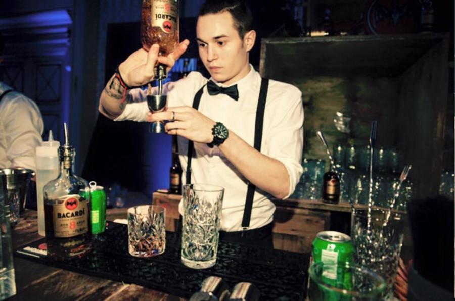Bartender GQ
