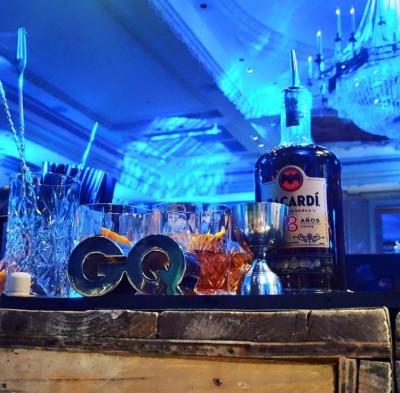 Cocktail bar soirée GQ