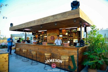 Jameson Roof top