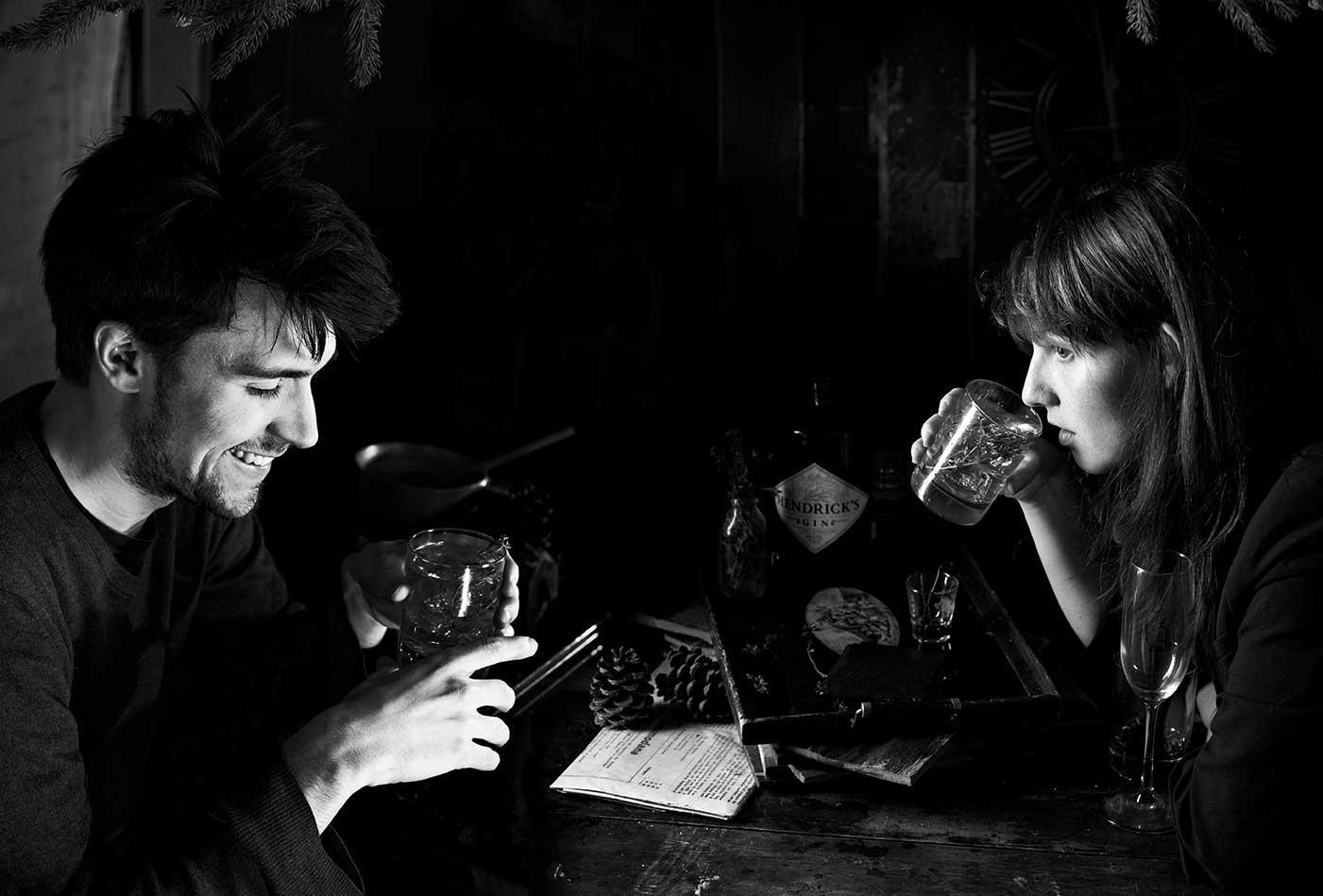 Barman – Bartender