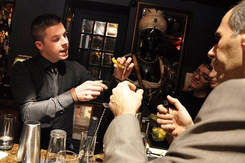 atelier cocktails team building