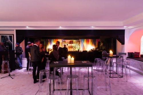 soirée cocktail - réception